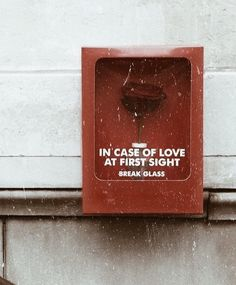 In case of love at first sight 🌹❤️ Neon Aesthetic, Aesthetic Beauty, In Case Of Emergency, Sweet Words, My Mood, Love At First Sight, Amazing Quotes, Wall Collage, Cupid