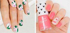 Inspiracion: Deocoracion de uñas para el verano | Decoración de Uñas - Nail Art - Uñas decoradas