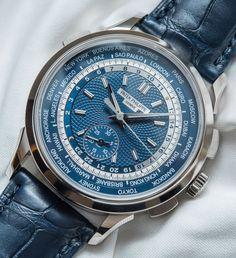 LUXURY Connoisseur || Kallistos Stelios Karalis || Patek Philippe 5930G Chronograph.