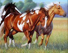 Beautiful!! This makes me think of my Grandpa Rimington.  He LOVED horses!