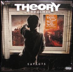 Northern Volume - Theory Of A Deadman - Savages (Vinyl LP Record), $26.95 (http://www.northernvolume.com/theory-of-a-deadman-savages-vinyl-lp-record/)