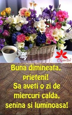 Imagini buni dimineata si o zi frumoasa pentru tine! - BunaDimineataImagini.ro Good Morning, Facebook, Night, Buen Dia, Bonjour, Good Morning Wishes