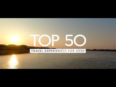 Flight Centre's Top 50 Travel Experiences for 2020 Official Trailer, World, Travel, Viajes, Destinations, The World, Traveling, Trips
