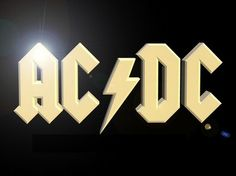 ac/dc - favorite band of all time!