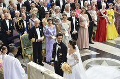 boda de Carlos Felipe y Sofia Hellqvist | Galería de fotos 10 de 18 | Vanity Fair
