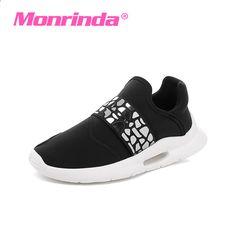 add268d92f9 2018 Letní šňůra na sportovní obuv Žena lehce prodyšná Běžecká obuv  Flexibilní tenisky Vamp Comfort Athletic Walking Shoe