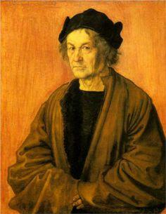 Albrecht Dürer the Elder [His father], 1497, Albrecht Dürer