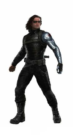 "Sgt. James ""Bucky"" Barnes, The Winter Soldier"