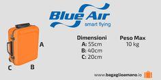 Guida al Bagaglio a Mano Blue Air