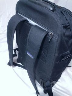 "Patagonia MLC Wheelie 22""x14""x9"" Wheeled Upright - Black | Travel, Luggage | eBay!"