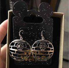 Disney Star Wars Death Star earrings - Mercari: Anyone can buy & sell
