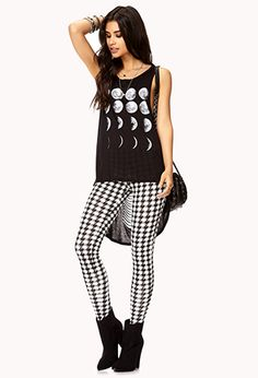 Full Moon High-Low Top | FOREVER 21 - 2000111583