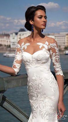 Milla Nova 2016 Bridal Collection - Gvenet