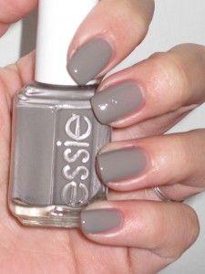 Chinchilly... my latest nail polish addition :)