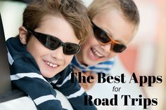 The Best Apps for Road Trips