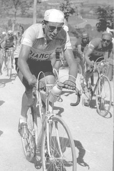 Coppi al Giro d'Italia 1950