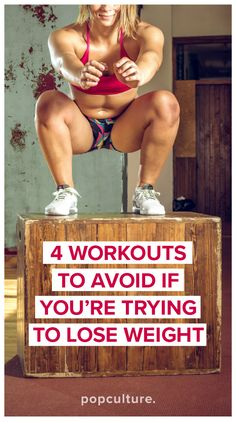 If your main healthy living goal is weight loss, it's important to know that there are a few workouts that just aren't best suited for helping you shed the pounds. Popculture.com