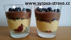 Vitariánský krémový dezert – více variant (raw food) :: Syrová strava