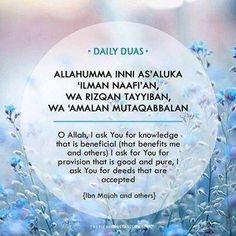 Allahumma Aamiin
