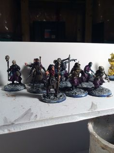 Must Contain Minis: Frostgrave Cultists