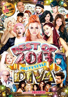 初となるPARTY DVDも付いた究極ベスト! DIVA BEST OF 2013 - PARTY STYLE - I-SQUARE 【3枚組】【洋楽DVD】【MIXDVD】【MIXCD】【再入荷】【レディーガガ, クリスブラウン, ジャスティンビーバー, ピットブル, サイ, ワンダイレクション, 他】【あす楽対応】【楽天市場】