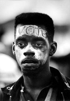 Vote - The March on Selma, 1965 © Steve Schapiro