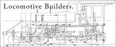 Narrow Gauge Locomotive Builders.