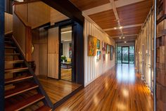 Huge Private Home Built From 31 Shipping Containers In Australia