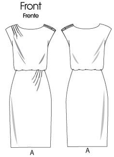Allison.C Sewing Gallery: McCalls 6319 Dress Times Two