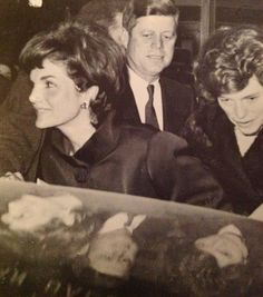 Jackie, Jack and Eunice.