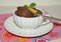 Čokoládový chia puding (fotorecept)