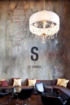 Le Samuel - A2 Design....