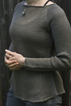 Ravelry: ginni's Pure sweater by Kim Hargreaves