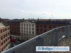 Thorsgade 97, 4. 401., 2200 København N - Super studielejlighed med stor tagterasse #andel #andelsbolig #andelslejlighed #tagterrasse #nørrebro #selvsalg #boligsalg #boligdk