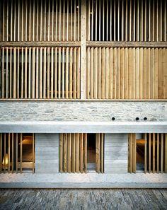 Redevelopment of a Barn in Soglio by Ruinelli Associati Architetti   HomeDSGN