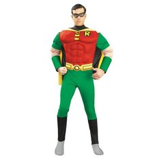 Robin Halloween Costume for Men