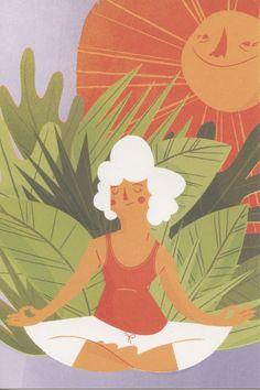 #LivingLifeInFullBloom #meditation Lydia Nichols 01