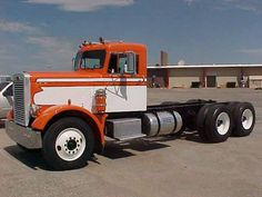 1964 Peterbilt Cab & Chassis 351A by EquipmentReady, via Flickr