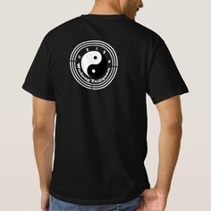 Wudang Taijiquan T-Shirt | Zazzle.com Tai Chi Clothing, Tshirt Colors, Keep It Cleaner, Fitness Models, Shop Now, Unisex, Casual, Sleeves, Mens Tops