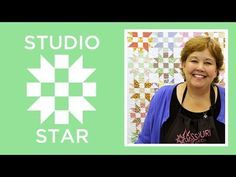 Jenny's Studio Star Quilt   Missouri Star Quilt Company - YouTube   Bloglovin'