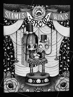 Siamese Twins Show Anita Mejia!