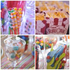 Carnival Birthday party: is it sad that I want this for my 18th birthday? lol