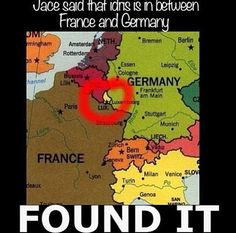 Luxembourg is Idris!!
