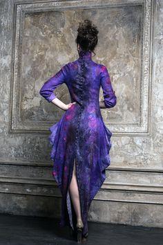 валяное платье Лары Соболевой 2