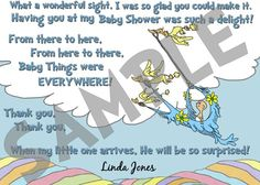 oh the places you'll go baby shower images   Dr Seuss Oh Baby the places you'll go Baby by ...   Baby Shower Idea's