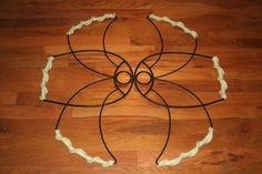 Flowering Fire Fans. $160.00, via Etsy.