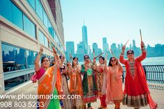 Punjabi wedding at The Hyatt Jersey CIty - Indian Wedding. Hindu Wedding Best Wedding Photographer PhotosMadeEz, Award winning photographer Mou Mukherjee. #subinandmehak