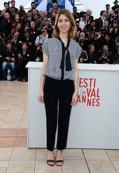 Sofia Coppola - The 66th Annual Cannes Film Festival