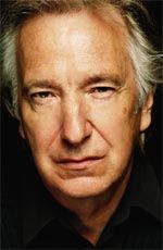 Alan Rickman ( #AlanRickman ) - an English actor, known for his roles as Hans Gruber in Die Hard, Sheriff of Nottingham in Robin Hood, Severus Snape in Harry Potter, Éamon de Valera in Michael Collins, Metatron in Dogma, and Ronald Reagan in The Butler - born on Thursday, February 21st, 1946 in London, England