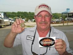Given coin for supporting the troops by Bubba Burger, am honored.